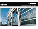 Teckentrup SLW industriportar/takskjutportar