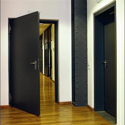 Teckentrup 62 brandklassade ståldörrar