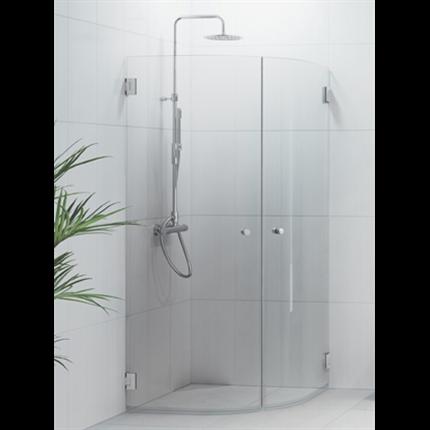 Inredning duschdörrar rak vägg : Duschväggar, skärmväggar