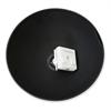 Atmos trådlös dimmer i svart CableCup takkopp