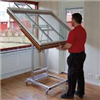 Windowvip renoveringsvagn för fönster