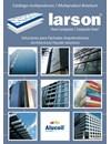 VINK Larson aluminiumkomposit fasadplatta