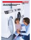 Miele Tvätt- och torkutrustning för professionell användning i fastighetstvättstugor