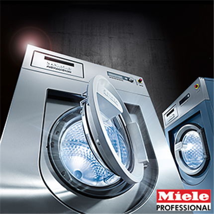 Miele Professional Tvättmaskiner