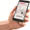 Warema climatronic® kontrollsystem i app/smartphone