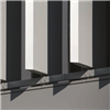Warema Solskärmar, vertikala, rörliga