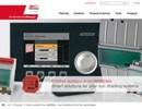 Warema kontrollsystem på webbplats