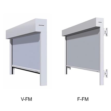 ZIP-funktion, modell V-FM och F-FM