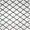 Sträckmetall, kvadratisk maska, 40x28
