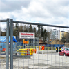 Skandinaviska Områdesskydd Strong byggstängsel