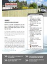 Reflekterande bullerskydd RB002