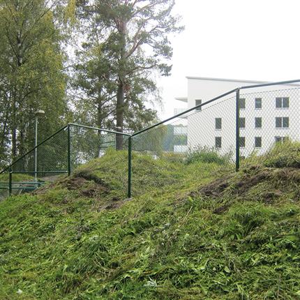 Skandinaviska Områdesskydd Stängsel för villa Nät