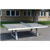 Bordtennisbord, betong fristående