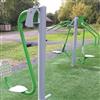 Outdoor Fitness utomhusgym av stål
