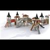 Pioneer lekplats-serie, Conwy