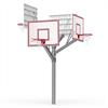 Tress Centerbasket fyra korgar