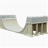 Tress Fun-Ramp trä-skateboard