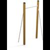 Wooden Fitness, Hävstång 710691