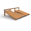 Wooden Fitness Situps, 710832