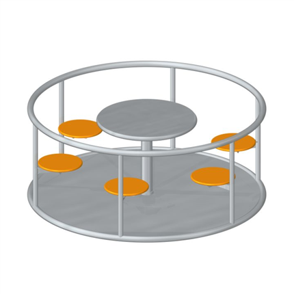 Solaris UFO-karusell