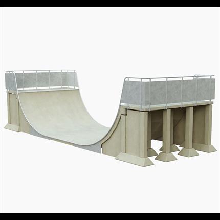 Skateramp Fun-Ramp, 711701
