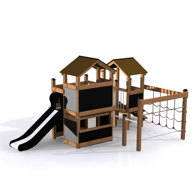 Classic Nature lekplatsutrustningar