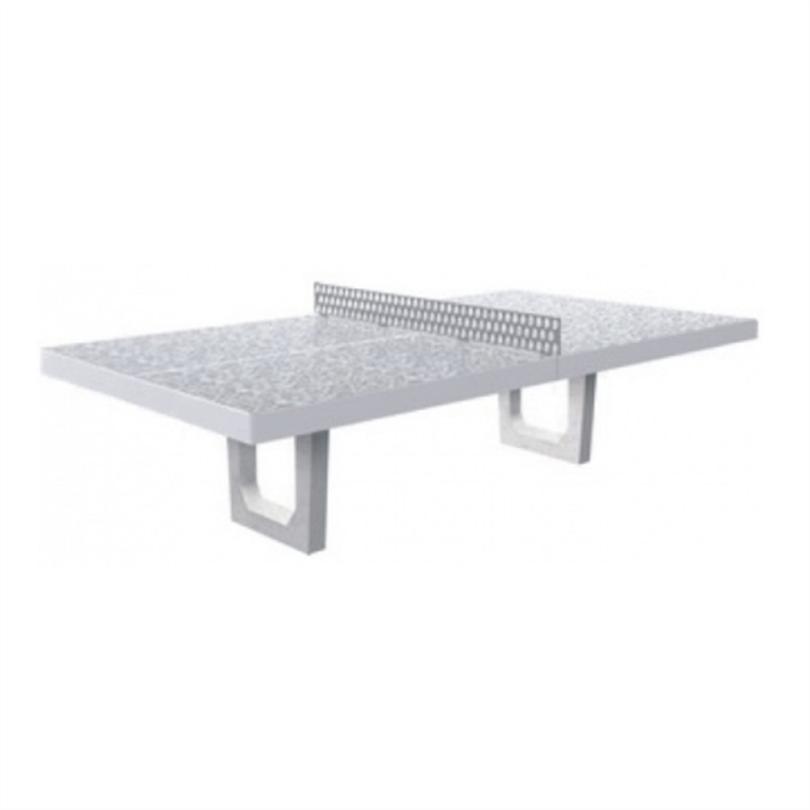 Bordtennisbord betong