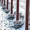 TerraWing stolpar och fundament
