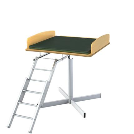 Jeltec Manuela skötbord med Stegen