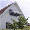 Persiennexperten korgmarkis på bostadshus