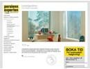 Lamellgardiner på webbplats
