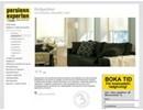 Rullgardiner på webbplats