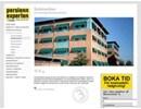 Solidmarkis fallarmsmarkiser på webbplats