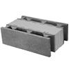 EMH 400 grafit rakblock