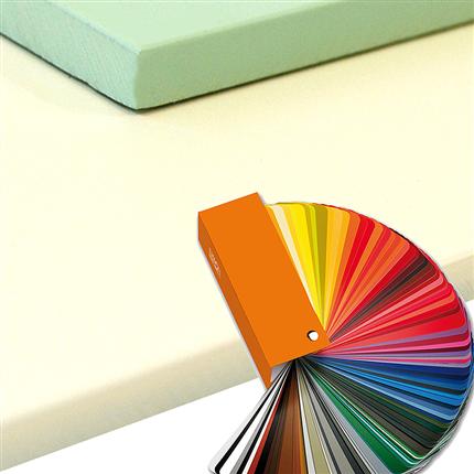 Wekla Colorit fasadskivor