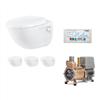 Jets System Flexi VOD vakuumsystem för 1-4 toaletter