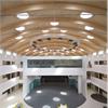 Massivträelement för tak- och brokonstruktioner