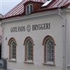 Kiselit NHL-kalkfärg på Gotlands Bryggeri, Visby