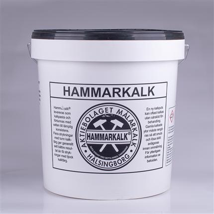 Hammarkalk - Slagen Hälsingborgskalk
