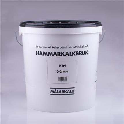 Lufthärdande kalk - Hammarkalkbruk K1:4