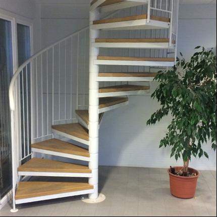 ABC spiraltrappor för bostad, kontor o dyl
