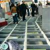PLX C600 Heltäckande mattor med optiskt tryck på mässa