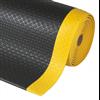 Sof-Tred Bubble komfortmatta med gul kant uppfyller OSHA kod 1910-144