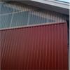 Vännäs fasadplåt TRP 18