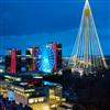 Cenva Flex centraldammsugarsystem i Gothia Towers, Göteborg