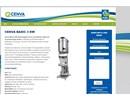 Cenva Basic 4kW på webbplats