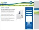 Cenva F-serien på webbplats