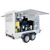 Hammelmann högtryckspumpar dieselmotordrivna pumpaggregat i effektområdena 70kw till 750kw