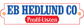 EB hedlund logo