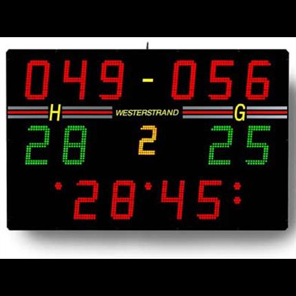 Westerstrand Resultattavlor Multisport
